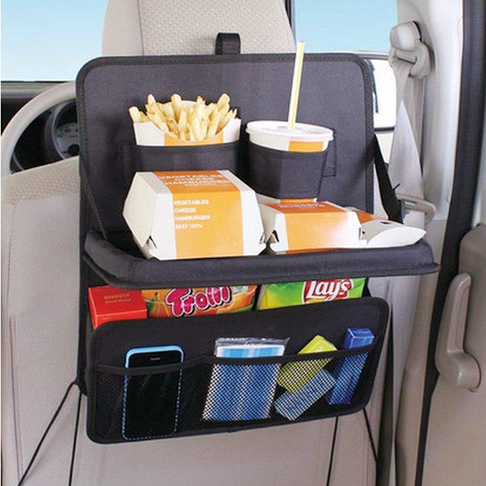 KiwiTwo Auto-Rücksitz Klapptisch Getränke, Speisen, Cup-Behälter ...