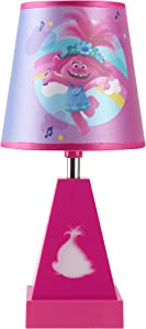 DreamWorks Trolls 2 in 1 Lamp with Night Light