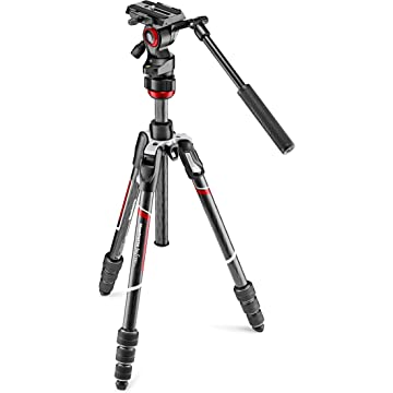 powerful Manfrotto Befree Travel