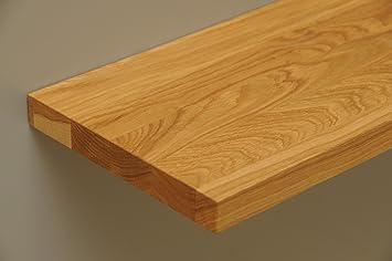 Holz Projekt Summer Regalboden Regalbrett Echtholz T 13cm Dicke 25mm