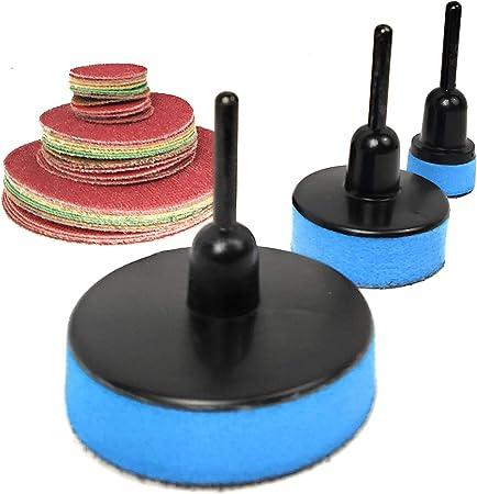 Travail du bois à la main ponceuse outil avec ponçage disque Pad pour tourneur sur bois bol Plateaux