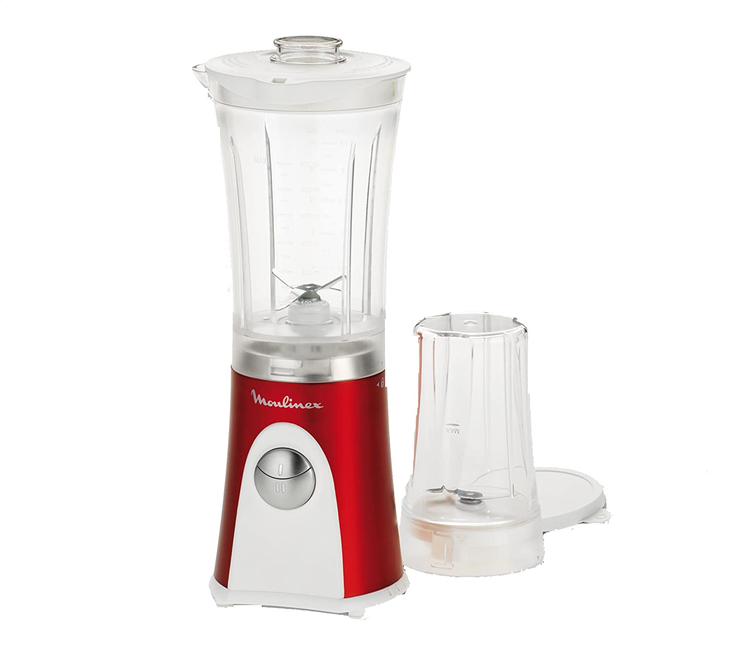 Amazon.com: Moulinex LM125G31 Blender Mini Multifonction + ...