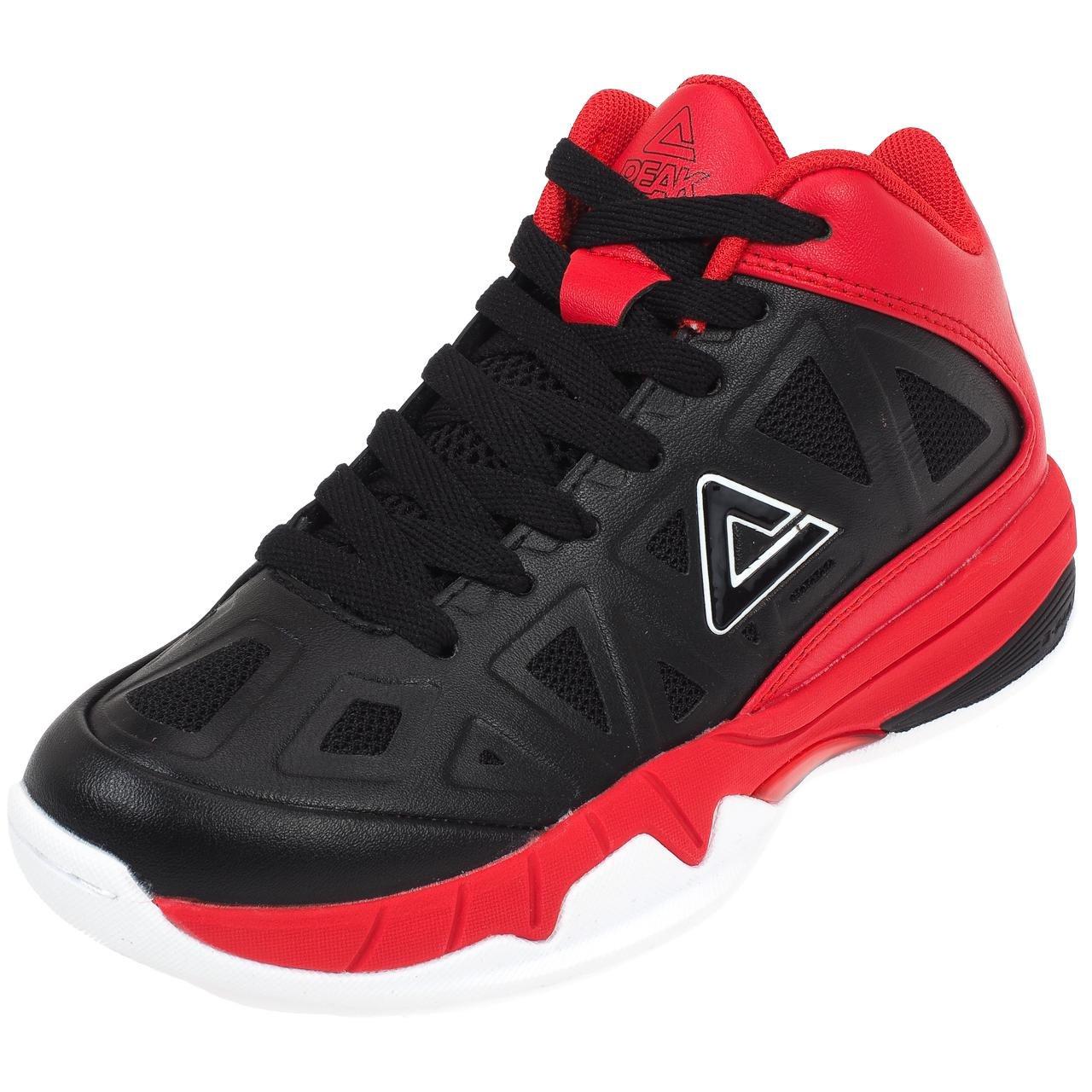 Peak - Zapatillas de Baloncesto para niño