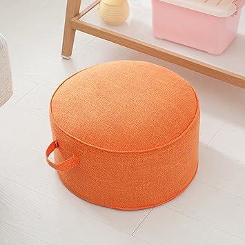 Amazon.com: Grueso Redondo cojines de asiento para sillas de ...
