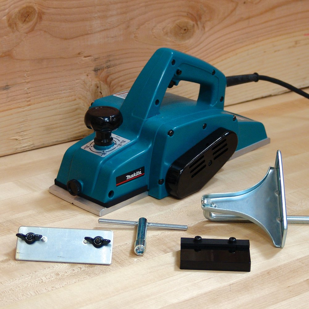 Planer, 4-3/8 In by Makita