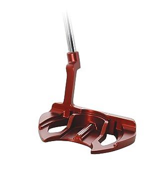 Ben Sayers Unisex XF NB3 Putter MRH 86,36 cm, Rojo,