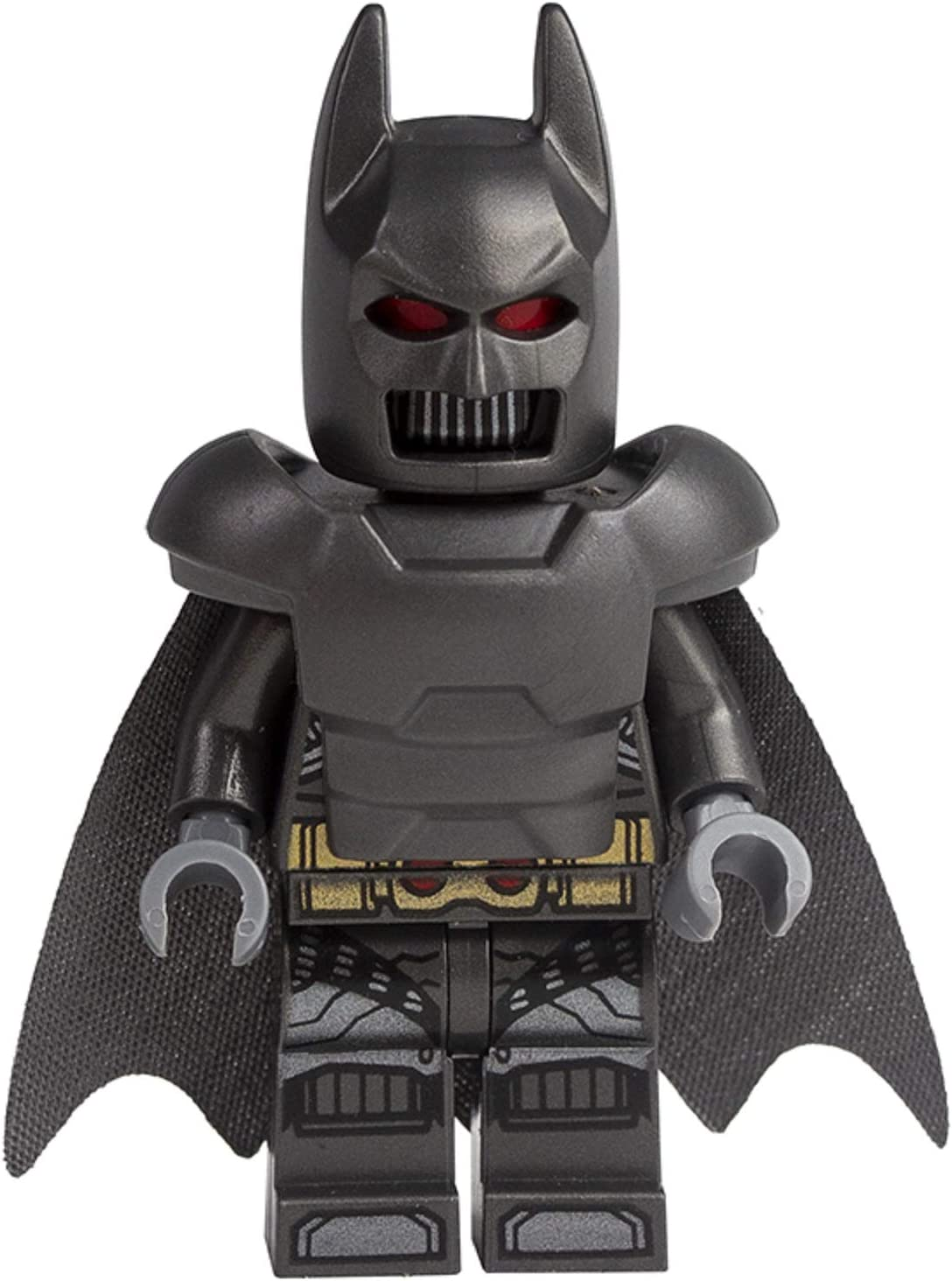 LEGO Superheroes: Heavy Armored Batman with Cape