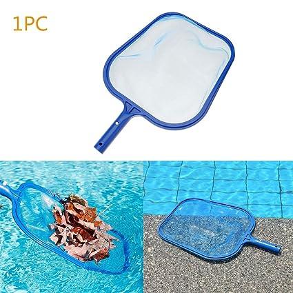 Amazon.com : Becoler Swimming Pool Skimmer Leaf Net-Mesh Skimmer Net ...