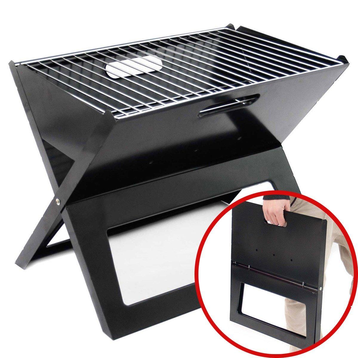 grill klappbar haushaltsger te. Black Bedroom Furniture Sets. Home Design Ideas