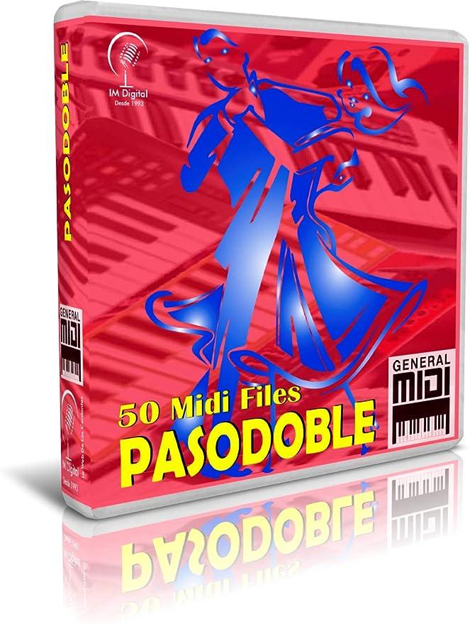 Pasodoble - Pendrive USB OTG para Teclados Midi, PC, Móvil ...