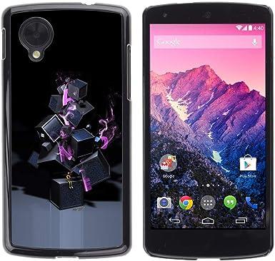 Smartphone Duro PC Carcasa para LG Nexus 5 D820 D821/funda TECELL ...