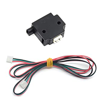 1.75mm Filament Run-out Pause Detection Module Senor Monitor for 3D printer