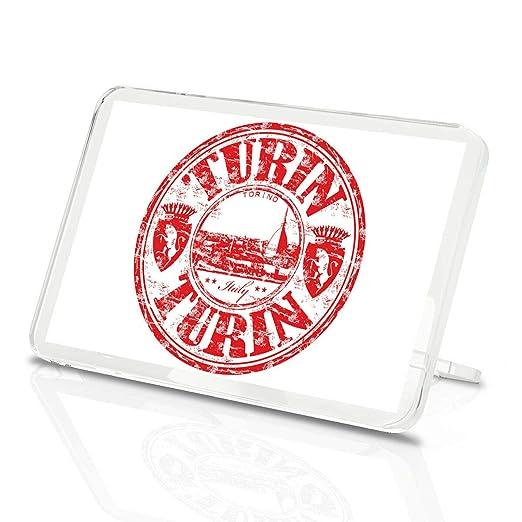 Destination Vinyl Magnets Turin Torino Italia Vinilo clásico imán ...