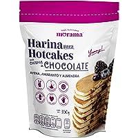 Morama, Harina Para Hotcakes Con Chispas De Chocolate, 350 Gramos