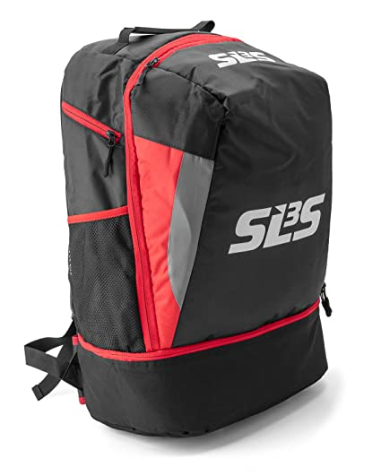 SLS3 Triathlon Bags | Tri Transition Backpack | Ideal for Triathlon Mat,  Multisport, Cycling, Swimming | 40 L | German Designed