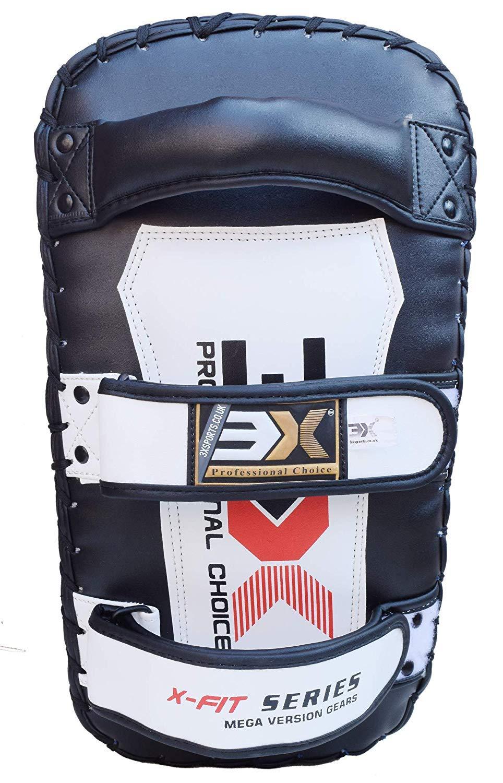 3X Professional Choice Boxe Thai Bouclier Courbe Pattes dours Krav Maga MMA Entra/înement De Frappe Cible pao Ceci est Vendu comme Un Seul Article