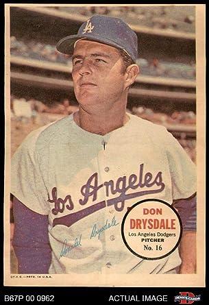 Baseball Card Don Drysdale 2005 Upper Deck Classics # 26 NM//MT