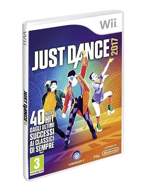 134 opinioni per Just Dance 2017- Nintendo Wii