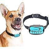 Nakosite DOG2433 Mejor Collar Antiladridos Perros para Pequeños medianos y Grandes, Bark Control Collar. Funciona Bien tecnología!