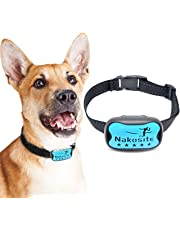 Nakosite DOG2433 Mejor Collar Antiladridos Perros para Pequeños medianos y Grandes, Bark Control Collar.