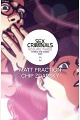 Sex Criminals Vol. 3 Kindle Edition