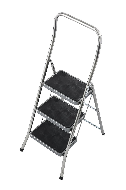 KRAUSE Klapptritt Toppy XL, 1 Stü ck, 3 Stufen, 130877