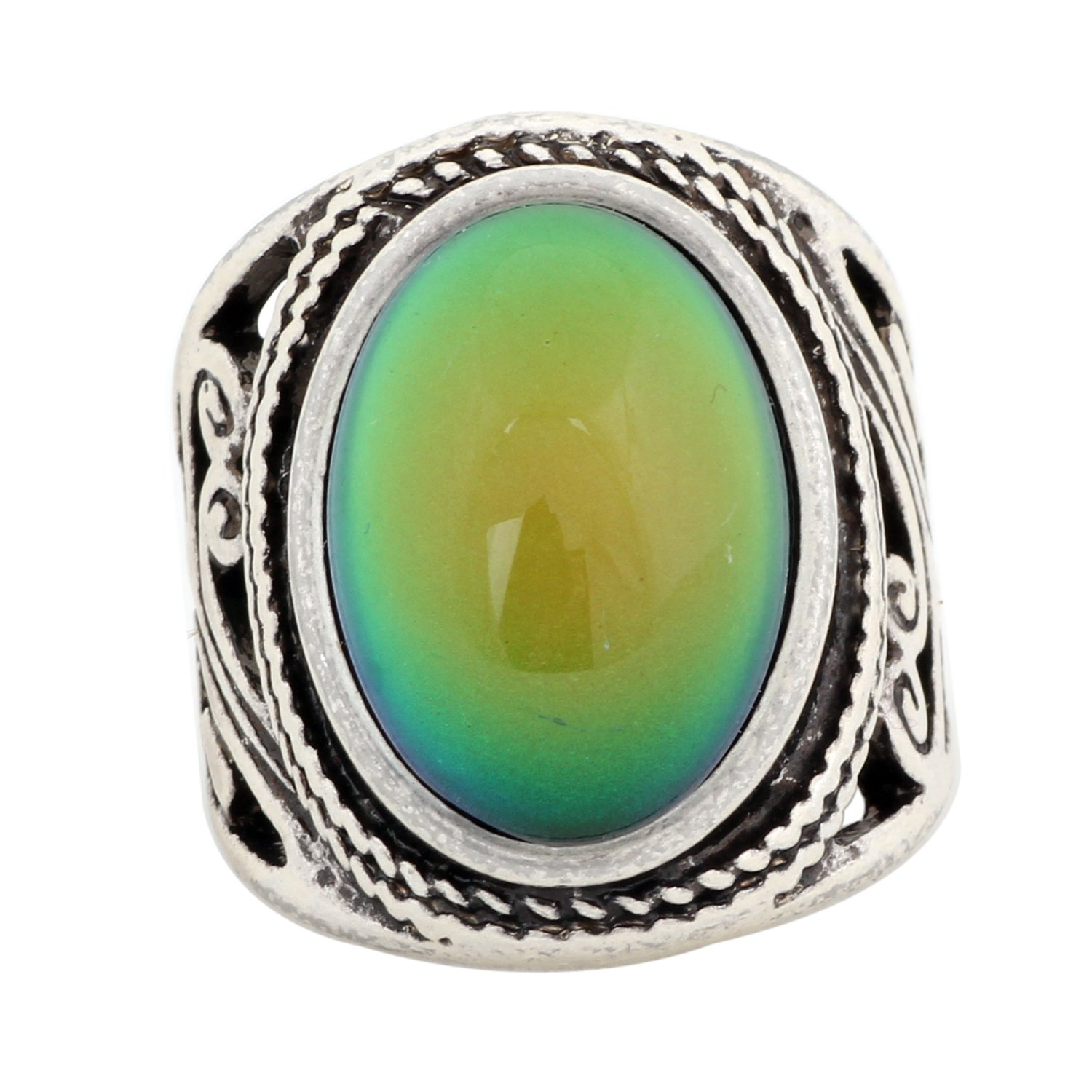 Amazon mood ring changing color for adults antique sterling amazon mood ring changing color for adults antique sterling silver vintage statement rings women rs019 jewelry nvjuhfo Image collections