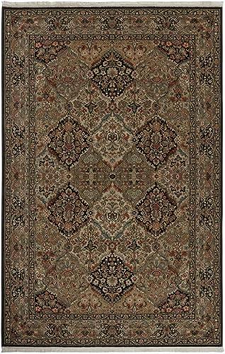 Karastan Empress Kirman Black Rug Rug Size 10 x 14