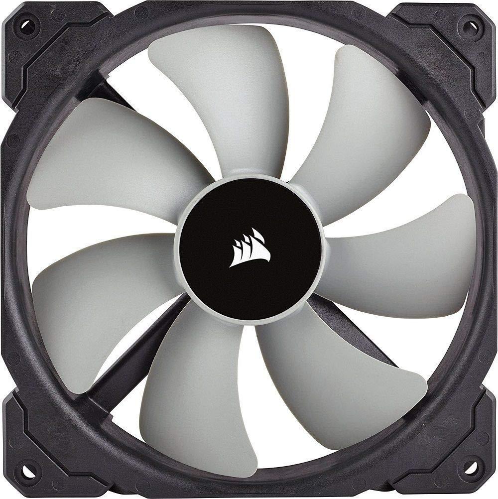 CORSAIR HYDRO Series H115i PRO RGB AIO Liquid CPU Cooler,280mm, Dual ML140 PWM Fans, Intel 115x/2066, AMD AM4 (Renewed) by Corsair (Image #7)