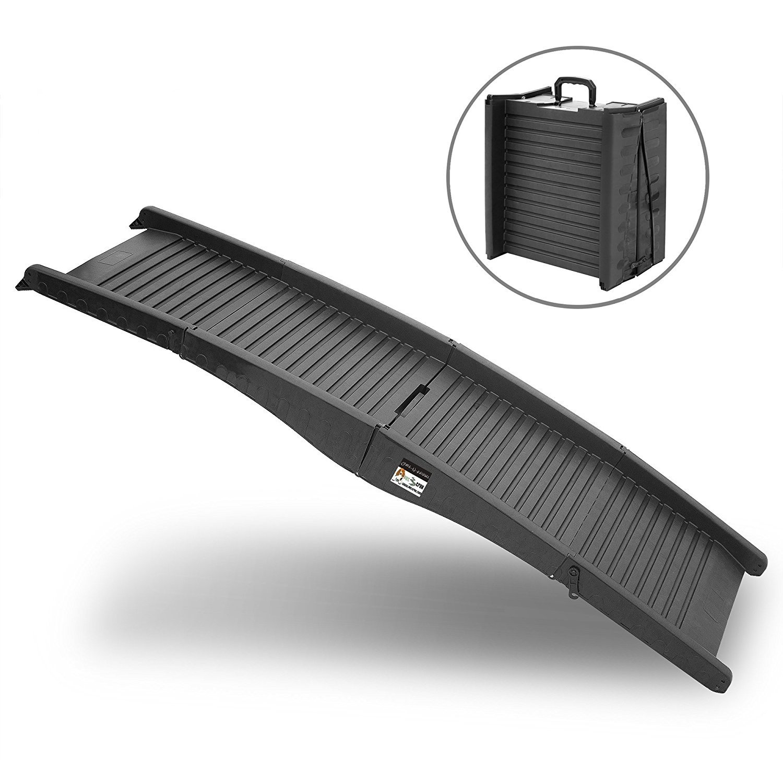 Pet Trex Home & Car Folding Pet Ramp | Compact and Lightweight