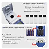 NEWTRY 0~20NTU Portable Digital Turbidity Meter Lab