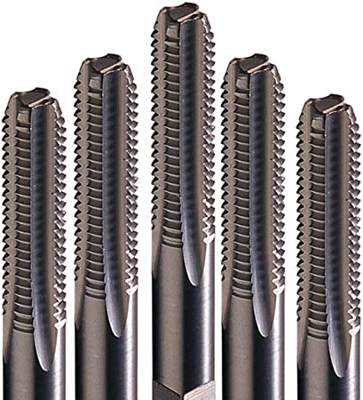 Made in USA Individual Pack Champion Cutting Tool Brute Platinum XL22-10-24 Heavy Duty Spiral Point Tap: