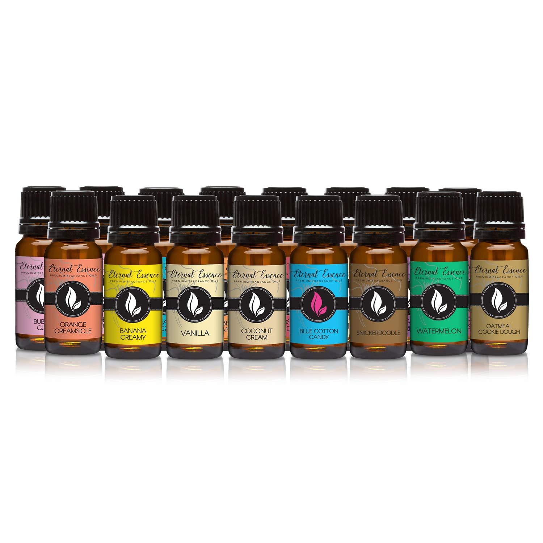 Sweet Treats - Set of 16 Premium Fragrance Oils - Eternal Essence Oils by Eternal Essence Oils