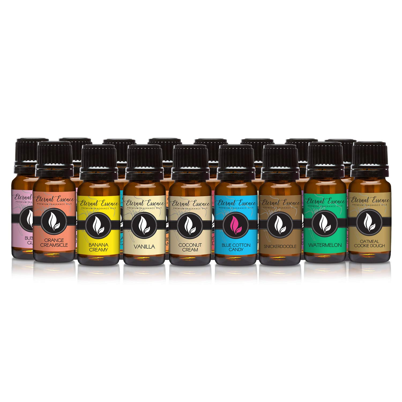 Sweet Treats - Set of 16 Premium Fragrance Oils - Eternal Essence Oils