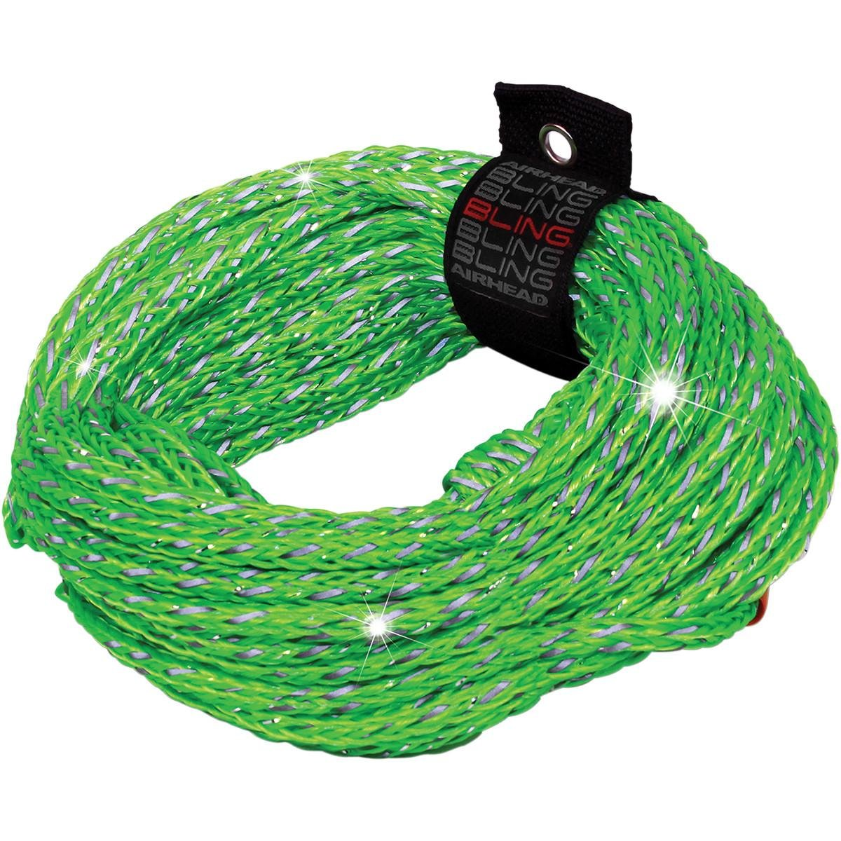AIRHEAD Bling 2 Rider Tube Rope - 60' by AIRHEAD Watersports