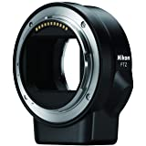 Nikon Z Series FTZ Mount Adapter Australian Warranty, Black (JMA901DB)