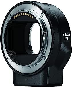 Nikon Z Series FTZ Mount Adapter, Black