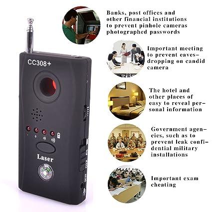 Detector de movimiento, antiespías, señal por ...