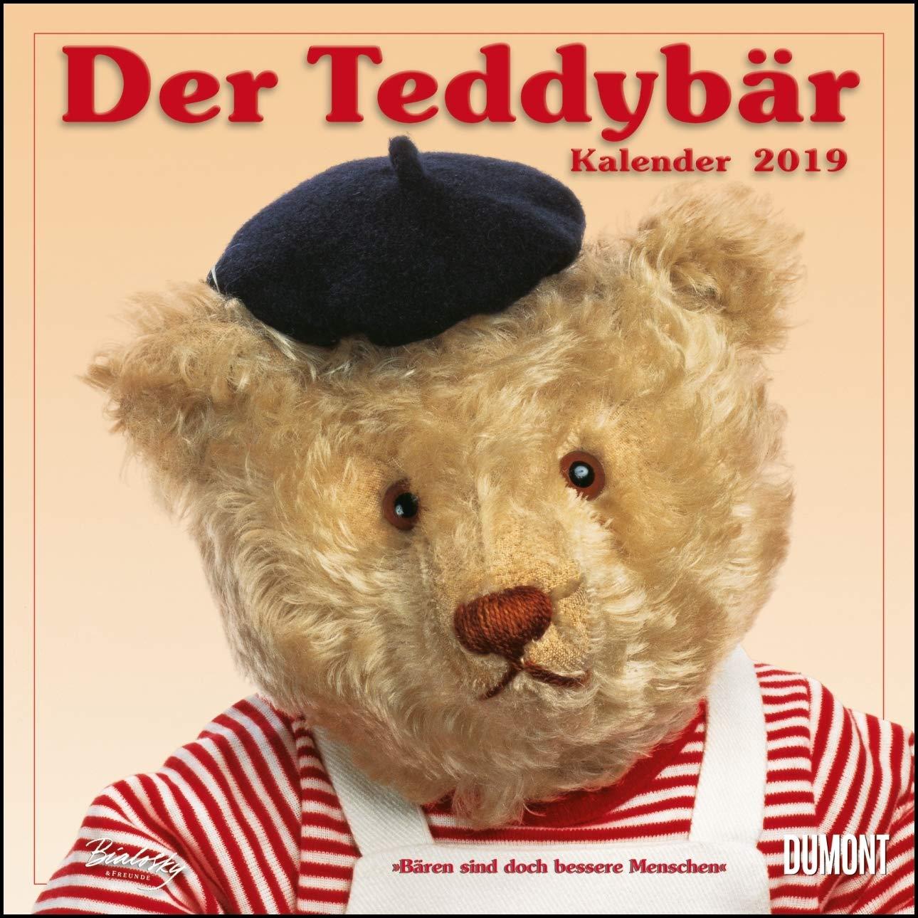 der-teddybr-2019-broschrenkalender-wandkalender-format-30-x-30-cm-bren-sind-doch-bessere-menschen