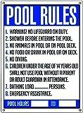 Poolmaster 40422 Pool Equipment Identification Labels Garden Outdoor