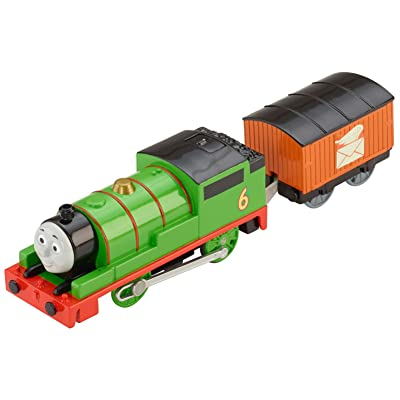 Fisher-Price Thomas & Friends TrackMaster, Talking Percy: Toys & Games