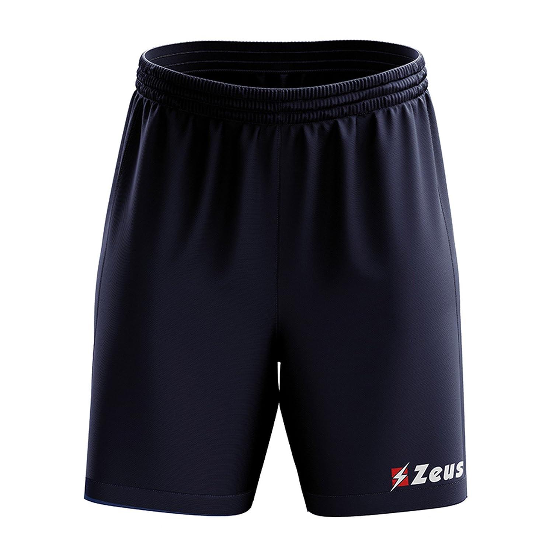 Zeus Bermuda City Unisex Shorts Hosen f/ür Freizeit und enterteinement 3XL blau