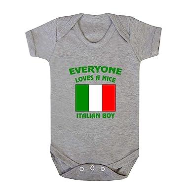 Amazon.com: Everyone loves a nice Italiano Boy Italia ...