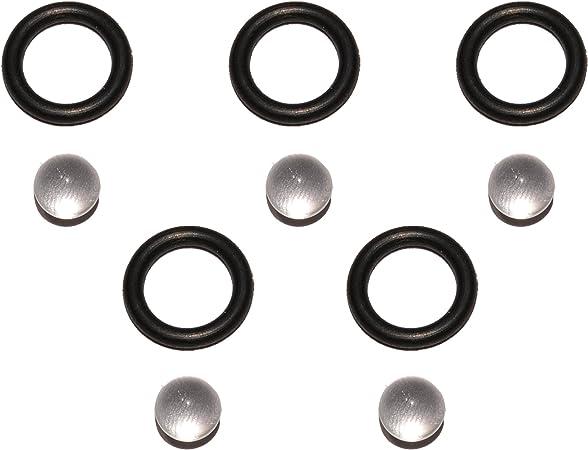 Brühgruppe SAECO Miele Gaggia Solis Bosch Crema Balle Cremaventil Joint F