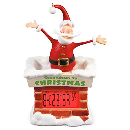 "Hallmark Keepsake ""Countdown to Christmas"" Holiday Ornament - Amazon.com: Hallmark Keepsake"