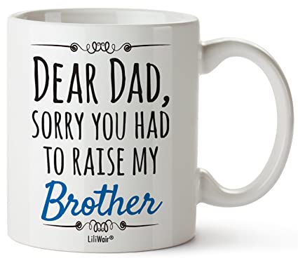 Best Dad Gifts From Son Daughter Christmas Gift For Dad Birthday First Mug Cool  sc 1 st  Amazon.com & Amazon.com: Best Dad Gifts From Son Daughter Christmas Gift For Dad ...