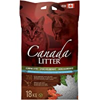 Canada Litter 18kg - Baby Powder
