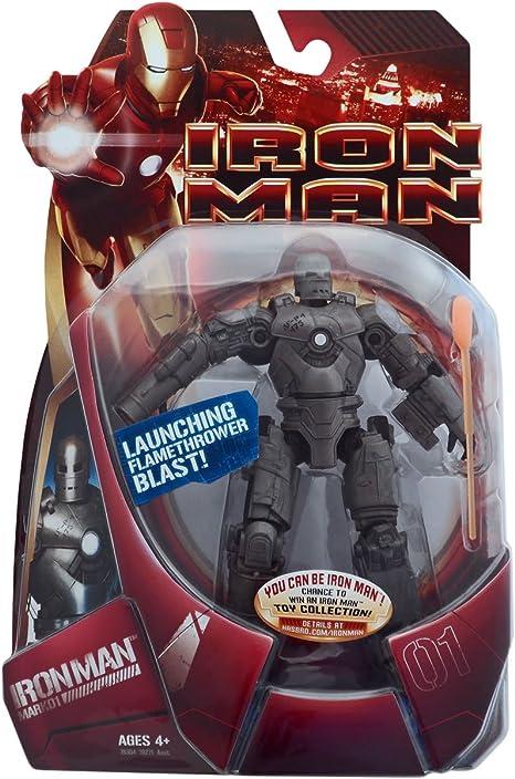Iron Man 2008 Carded Mark I Figures Amazon Canada