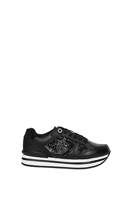 ... Guess Sneakers Donna FLDA54 FAB12 Blk Amazon.it Scarpe e borse  d2ab09016d7274a ... 2070ae9b39f