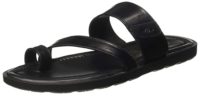 c09b1a0bb BATA Men s Smasher TR Leather Hawaii Thong Sandals  Buy Online at Low  Prices in India - Amazon.in